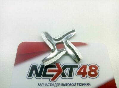 Нож мясорубки MOULINEX MS003 61 (4 гр.квадрат) N435 MGR106UN