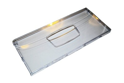 Панель ящика холодильника Ariston, Indesit, Stinol, H=195 мм, L= 455 мм, код 283521, 857274