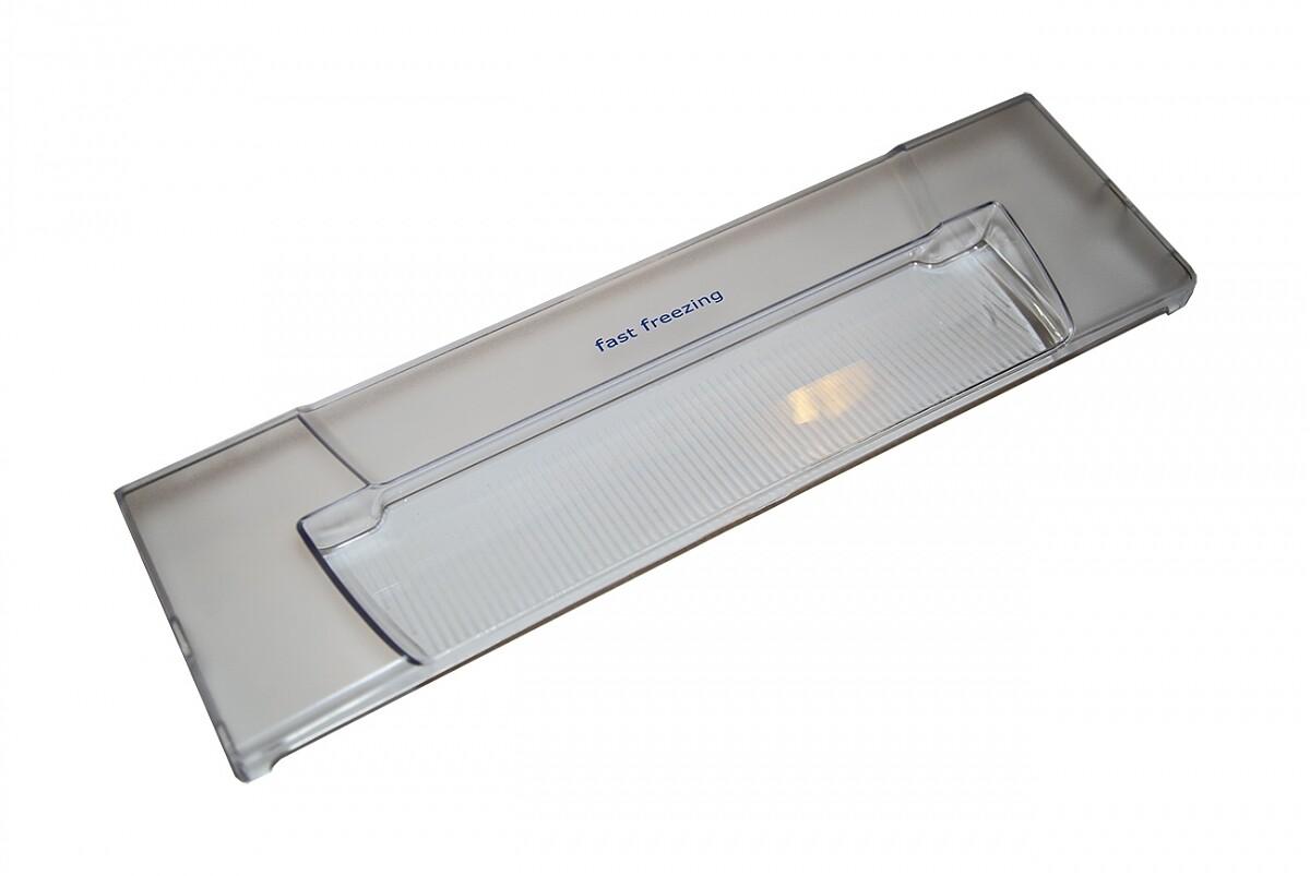 Панель откидная холодильника Ariston, Indesit, Stinol, H=125 мм, L= 455 мм