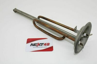 ТЭН 1500 Ватт RF резьба для крепления анода M6, фланец 92 мм, Electrolux Quantum, Heatronic, Magnum 10081