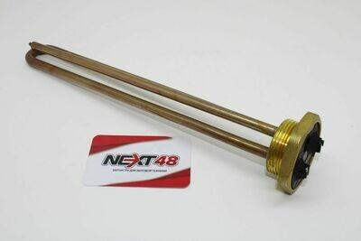 ТЭН медный RDT 2500 Вт M6 для водонагревателя Аристон, Реал 182245