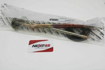 ТЭН с прокладкой RCF 1500 Вт резьба анода М5, медный, прижимной фланец 48 мм