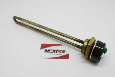 ТЭНовая группа RDT1200 Вт. 70oС  RECO(Термостат 15-20A, Кольцо уплотнительное RDT D42мм )