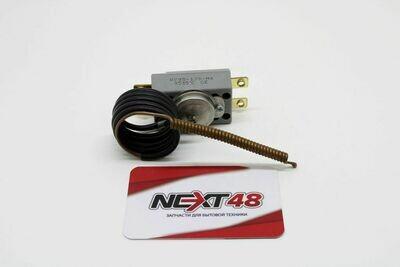 Термостат для водонагревателя защитный SPC-F 100°C 20A (4 клеммы под винты.) L-600mm