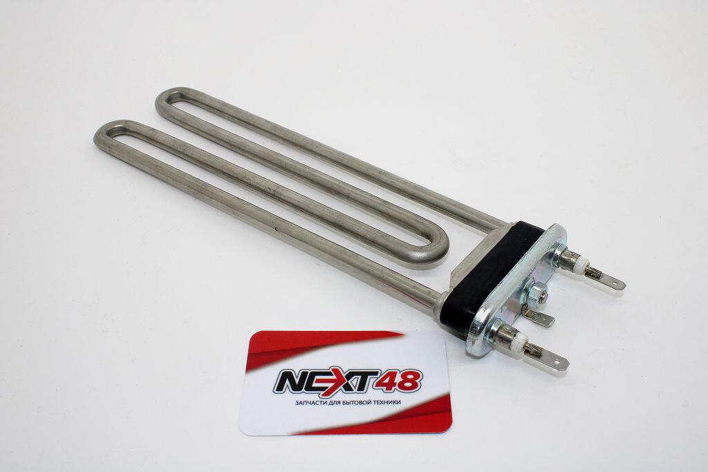 ТЭН 3,0 кВт,L=255 мм, Широкая уплотнительная резинка 15 мм