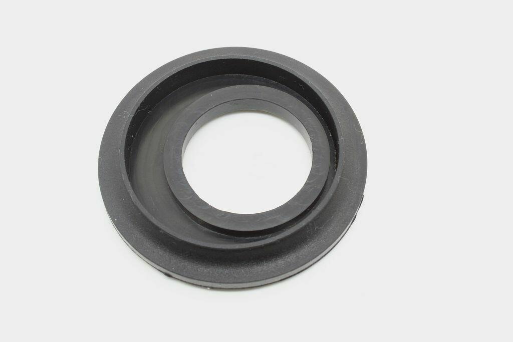 Прокладка резиновая круглая со смещением