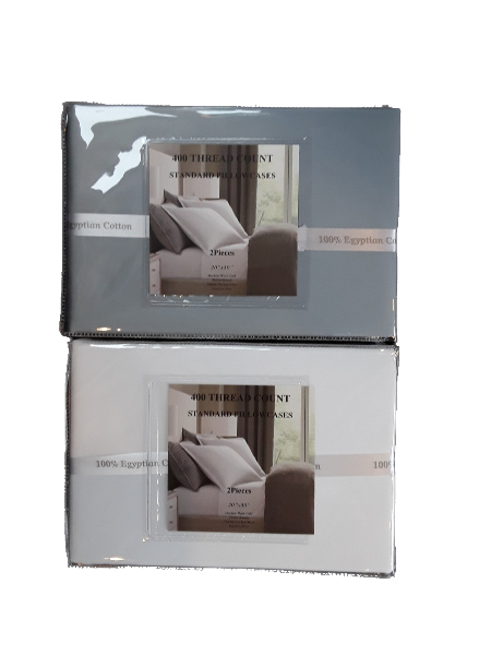 Egyptian Cotton Pillowcase