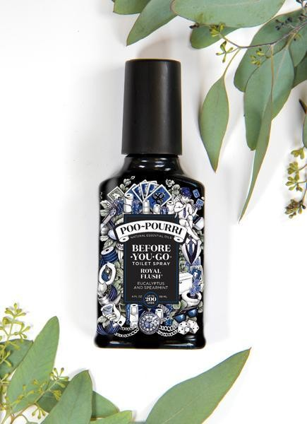 Poopourri Royal Flush
