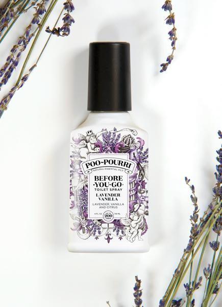 Poopourri Lavender Vanilla