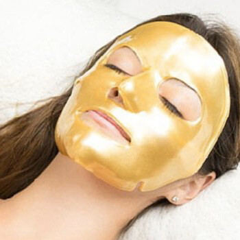 Anti-aging 24 Karat Gold Renew Facial