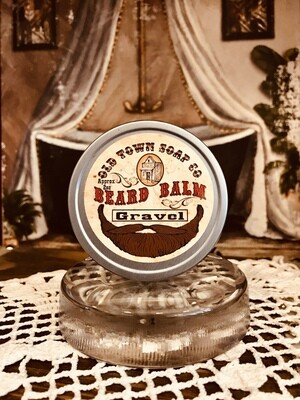 Gravel -Beard Balm
