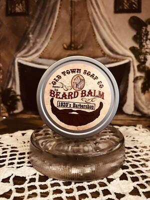 1920's Barbershop -Beard Balm