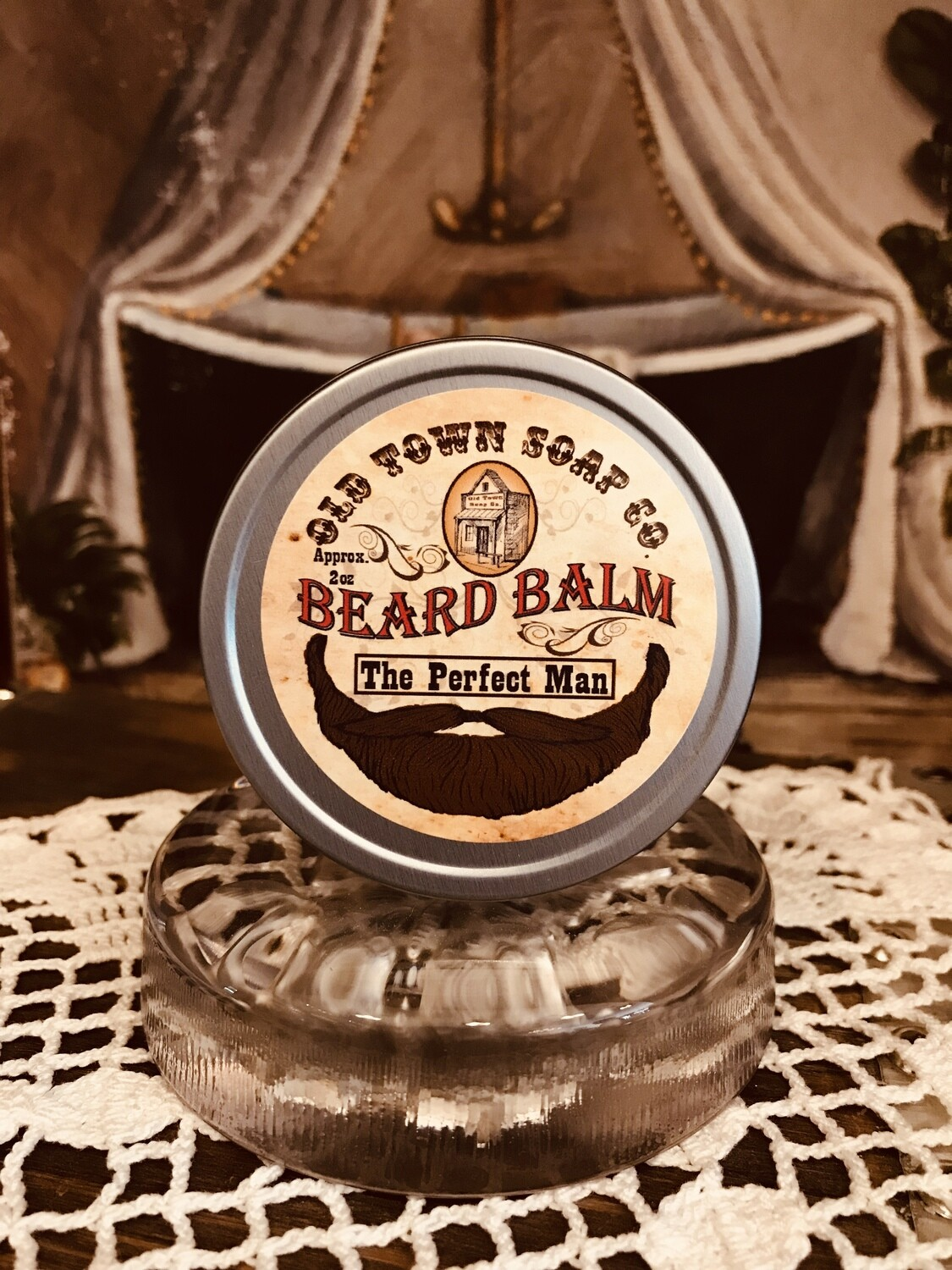 The Perfect Man -Beard Balm