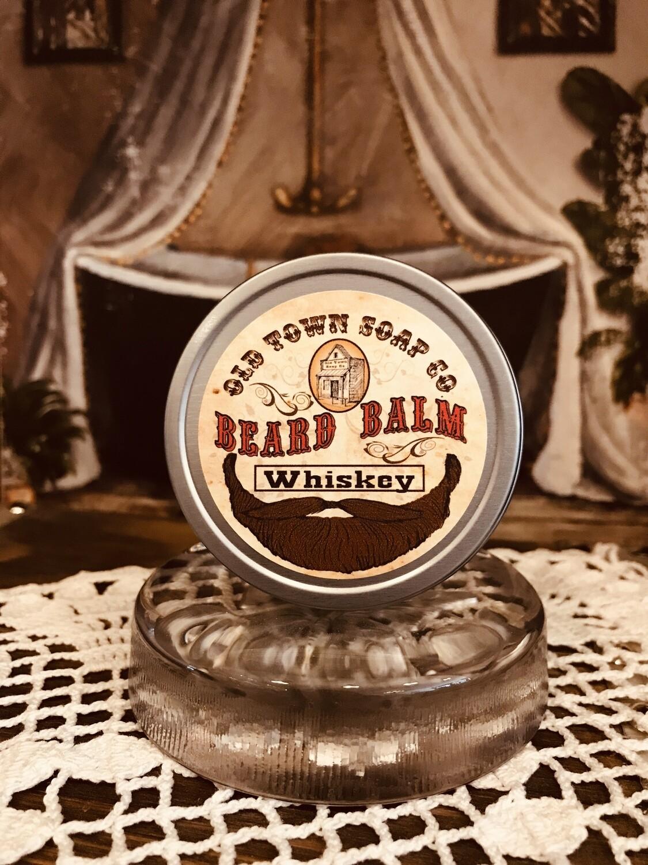 Whiskey -Beard Balm