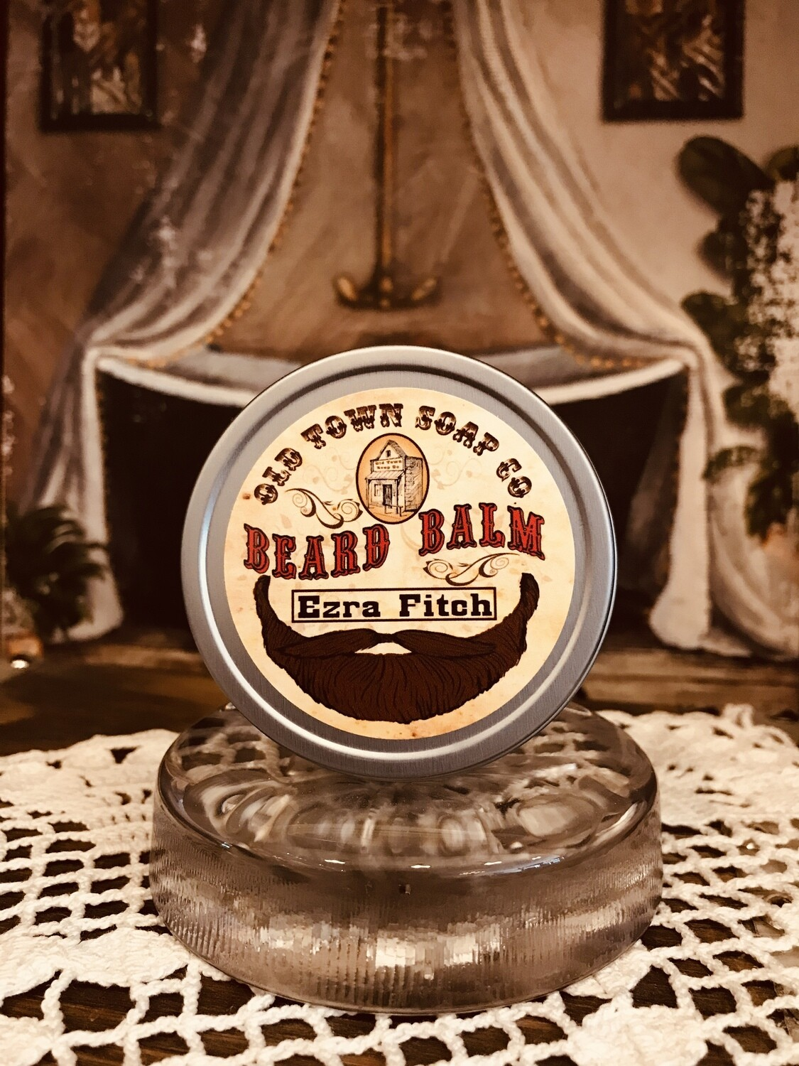 Ezra Fitch -Beard Balm