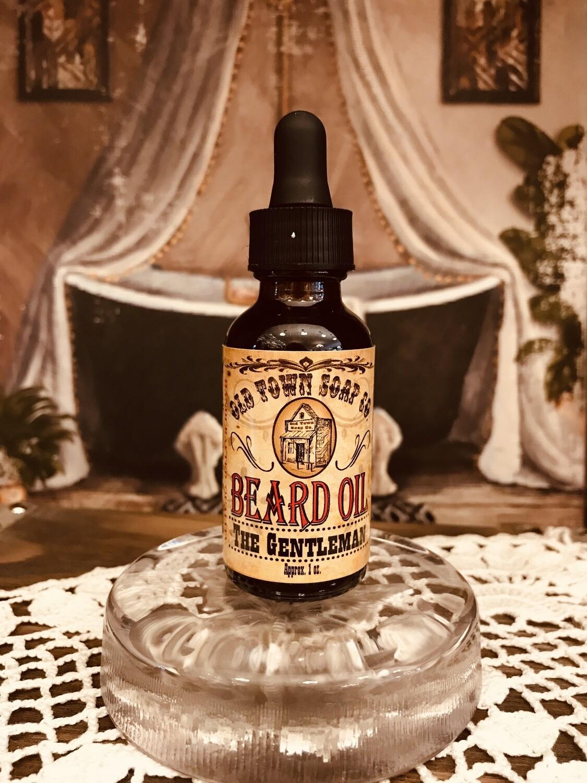 The Gentleman - Beard Oil