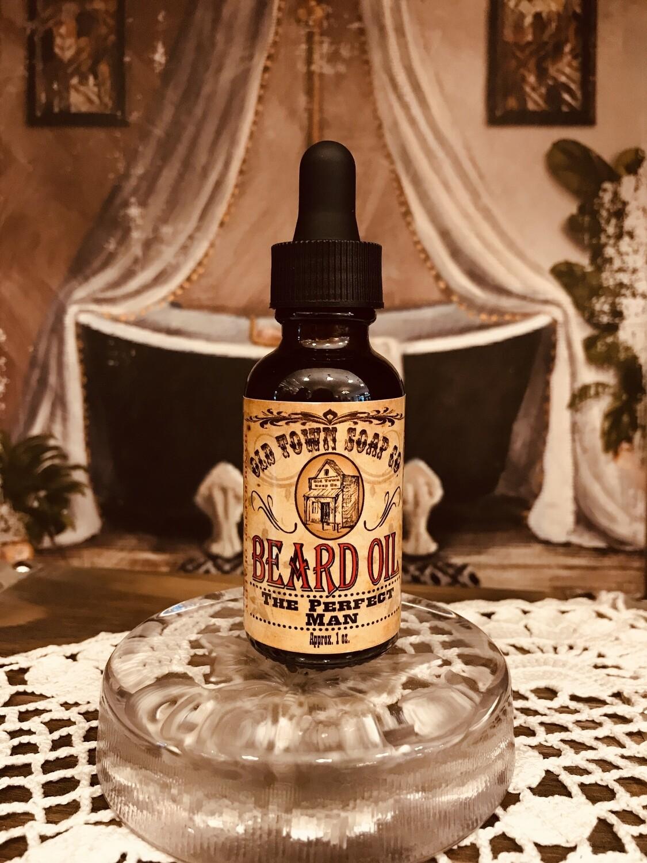 The Perfect Man -Beard Oil