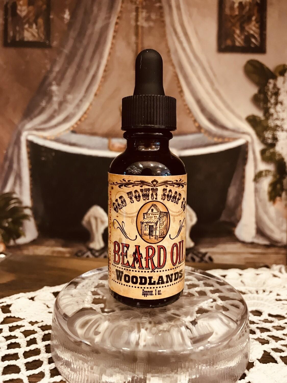 Woodlands -Beard Oil