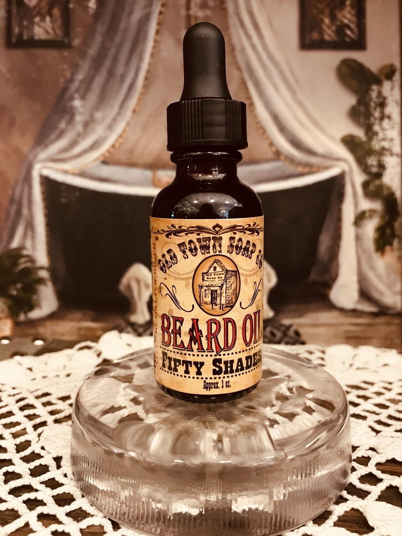 Fifty Shades -Beard Oil