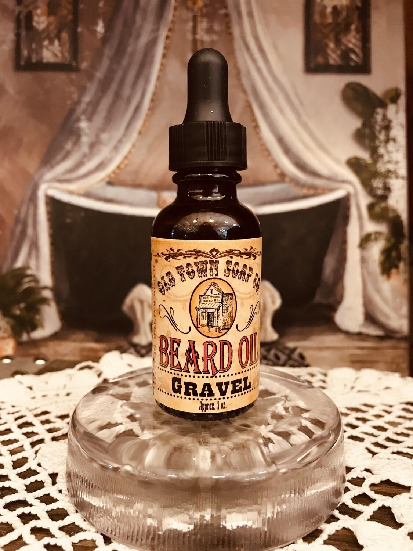 Gravel -Beard Oil