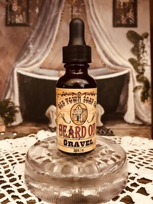 Gravel -Beard Oil