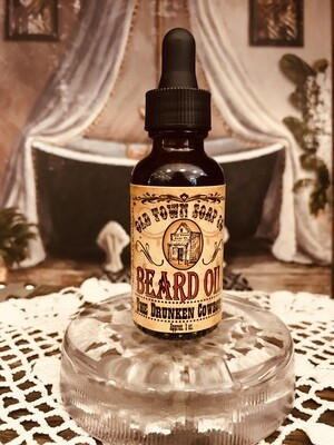 The Drunken Cowboy -Beard Oil