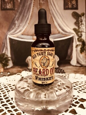 Whiskey -Beard Oil