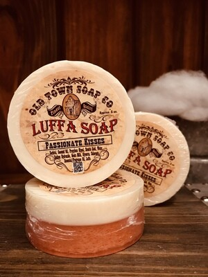 Passionate Kisses -Luffa Soap