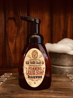 Beechwood -Pump Liquid Soap