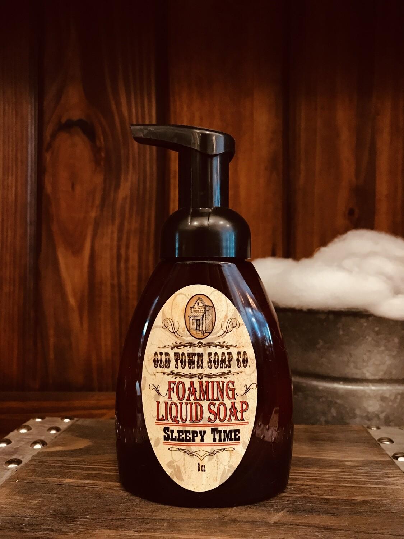 Sleepy Time -Pump Liquid Soap