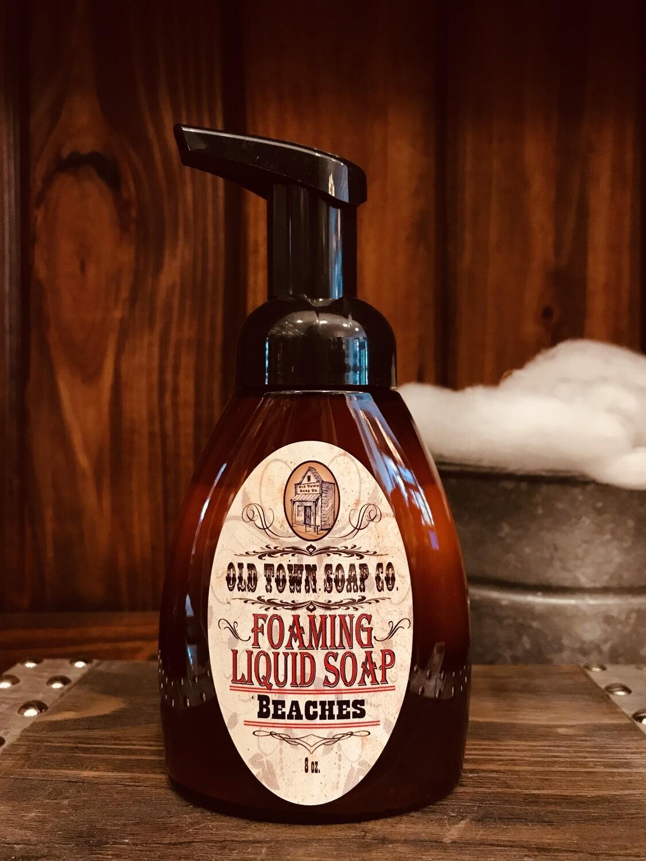 Beaches -Pump Liquid Soap