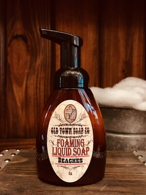 Beaches -Pump Liquid Soap