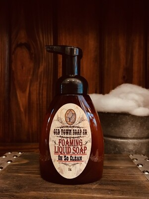 Oh So Clean -Pump Liquid Soap
