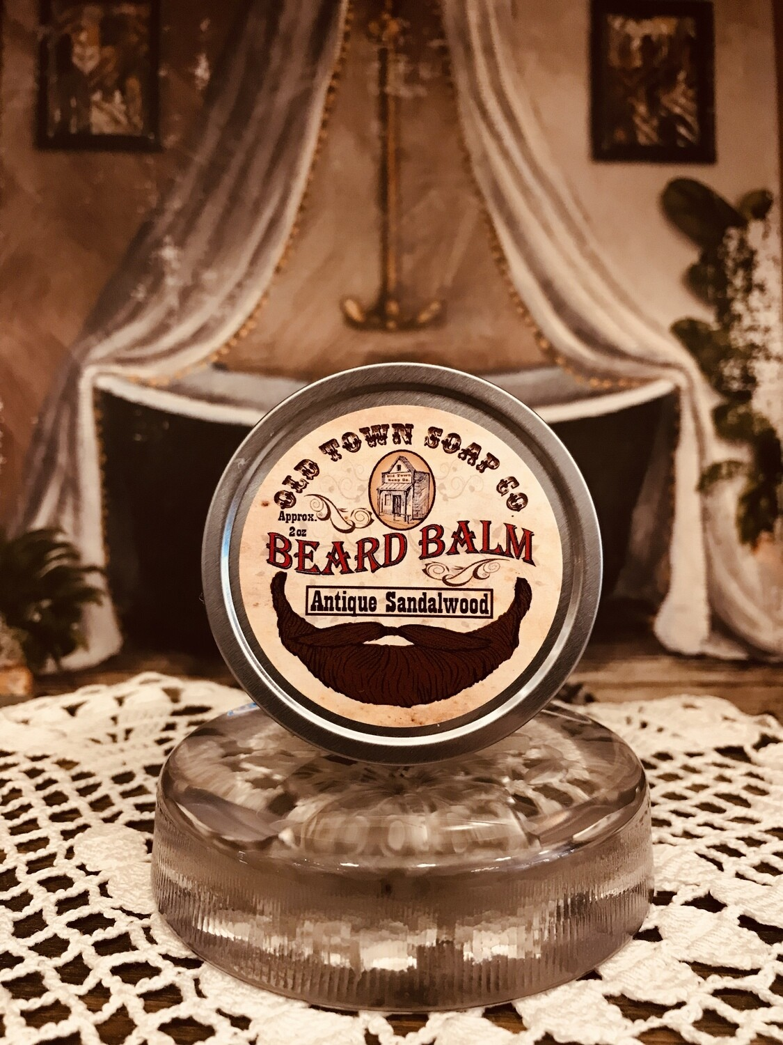 Antique Sandalwood -Beard Balm