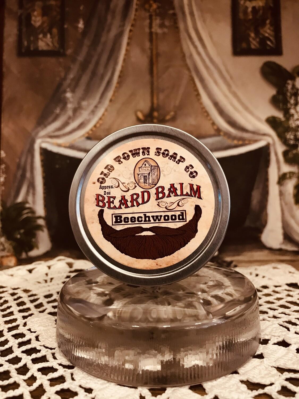 Beechwood -Beard Balm