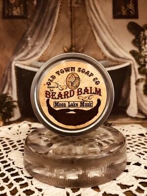 Moon Lake Musk -Beard Balm