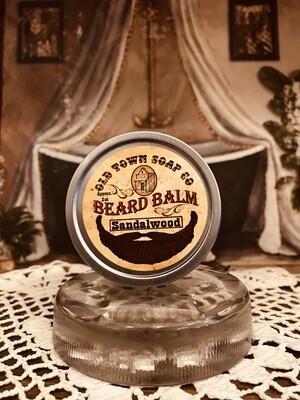 Sandalwood -Beard Balm