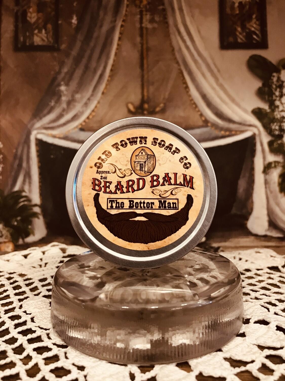 The Better Man -Beard Balm