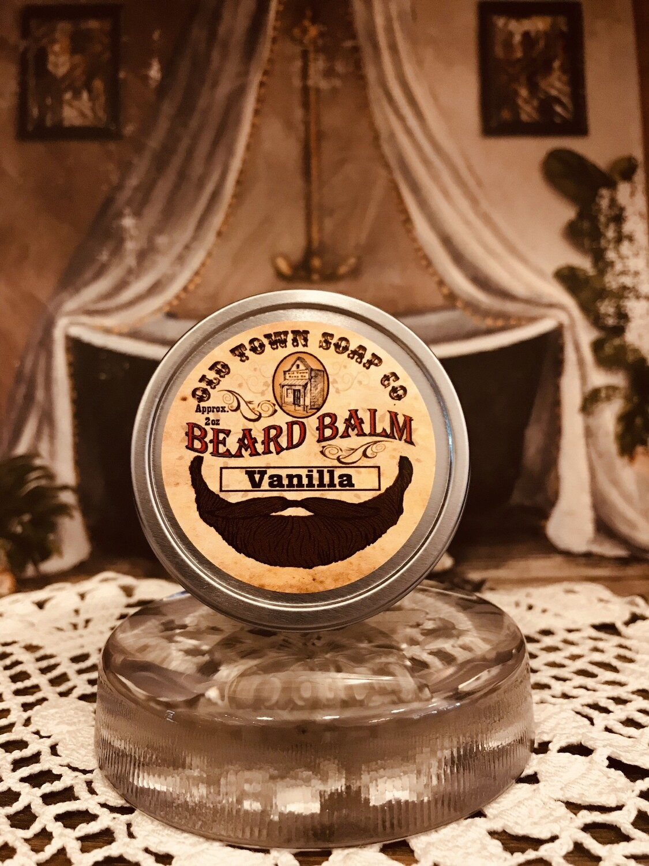 Vanilla -Beard Balm