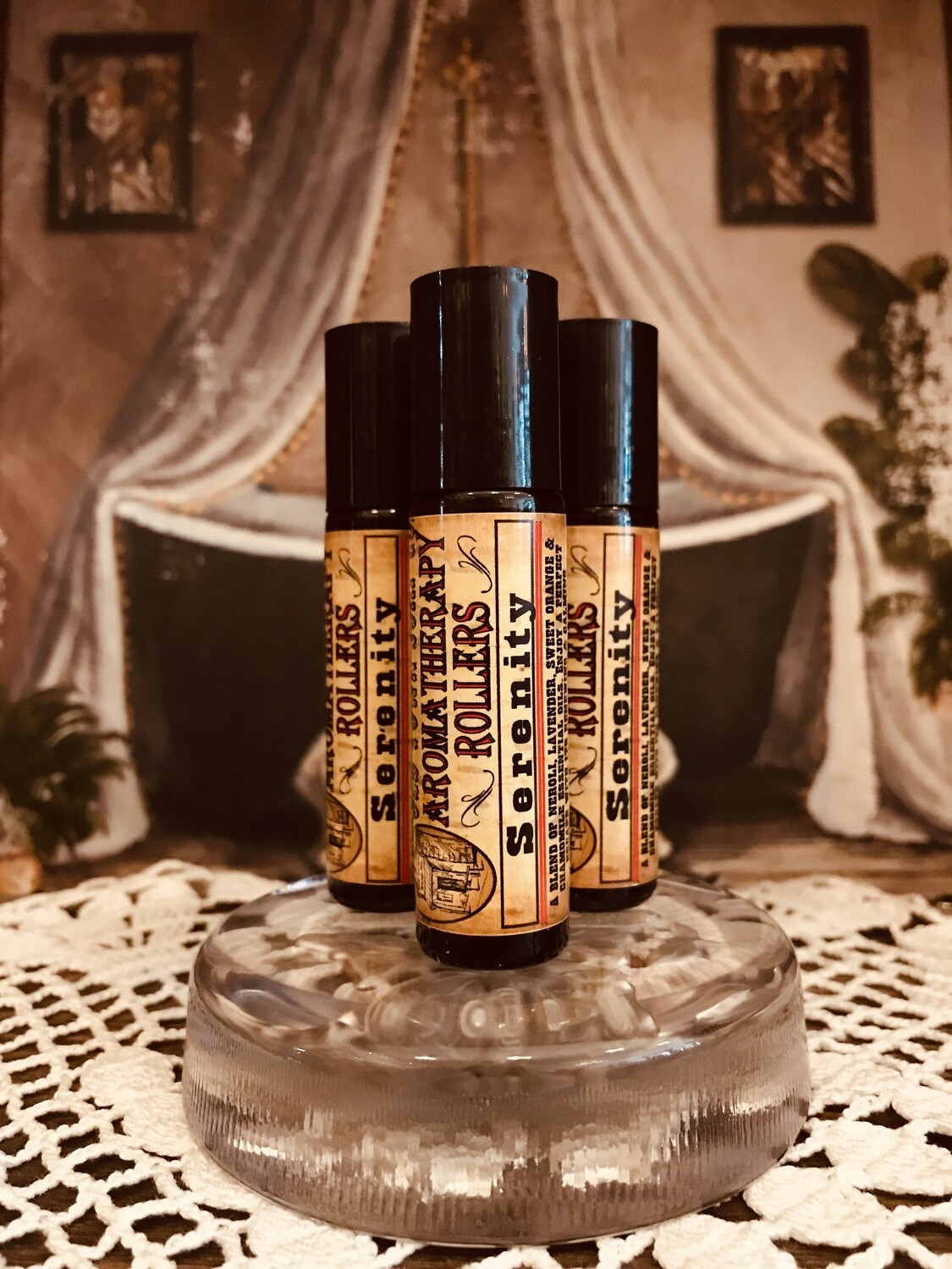 Serenity -Aromatherapy Rollers