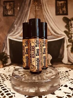 Goodnight Sleep Tight -Aromatherapy Rollers