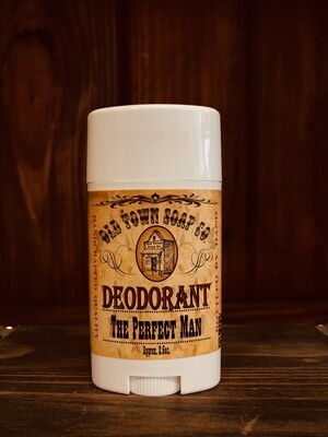 The Perfect Man -Deodorants