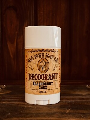 Blackberry Sage -Deodorants