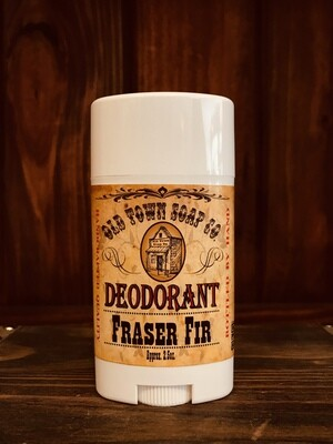 Fraser Fir -Deodorants