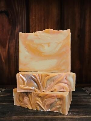 Bergamot & Mandarin -Soap Artisanal
