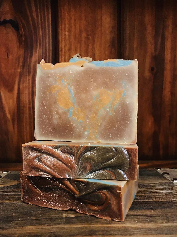 Golden Sands -Bar Soap
