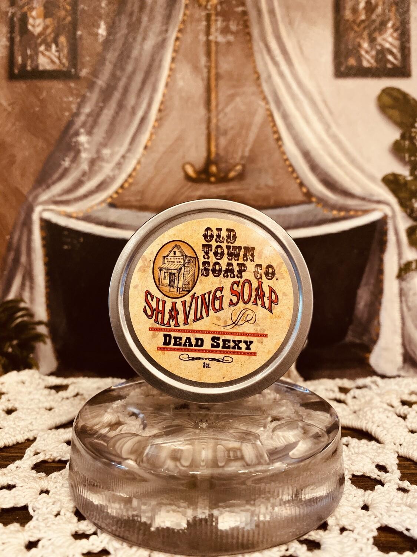 Dead Sexy -Shave Soap Tin