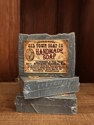 Activated Charcoal -Soap Specialty