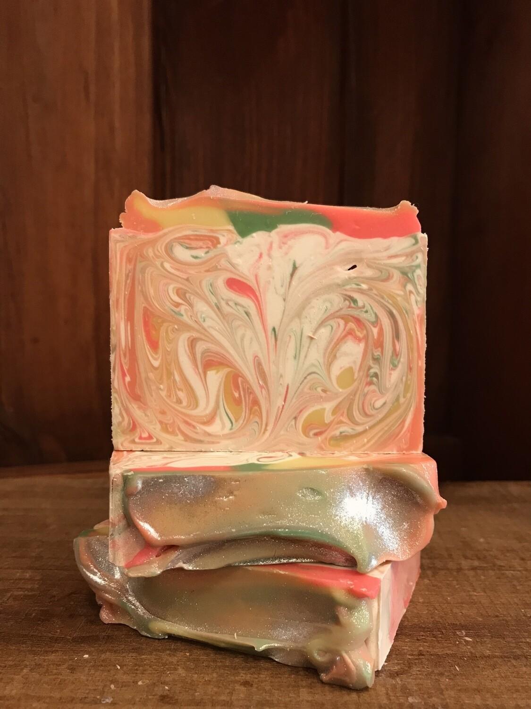Jamaica Me Crazy -Bar Soap
