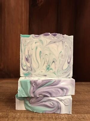 Lavender & Rosemary Soap -Artisanal